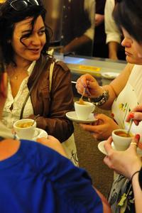 Artisan Espresso, Gelato and Tiramisu Tasting Tour with a Local Foodie