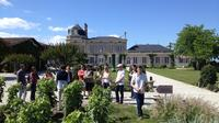 Small-Group Medoc Wine Tasting and Chateaux Tour from Bordeaux