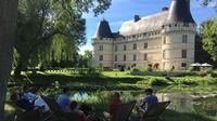 Lunch in a private château*