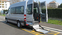 Accessible Transfer Service for wheelchair users in Civitavecchia Port