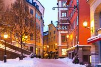 Gamla Stan Winter Walking Tour in Stockholm*