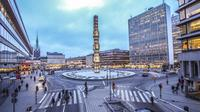 Private Tour: Walking Tour of Stockholm City Center