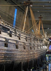 Stockholm City Walking Tour Including the Vasa Museum