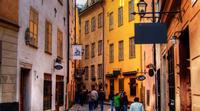 Stockholm Historical Walking Tour