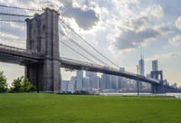 Manhattan to Brooklyn NYC Walking Tour: Brooklyn Bridge Tour and Dumbo Tours