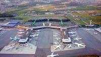Private Arrival Transfer: São Paulo Airport to Santos Cruise Terminal