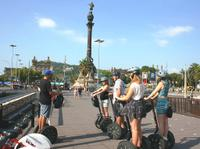 Barcelona Shore Excursion: Barcelona Segway Tour