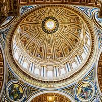 Skip the Line: St Peter's Basilica Walking Tour Including Views from the Top of the Dome