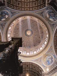 Vatican Private Tour of St Peter's Basilica including the Cupola and Vatican Mosaic Studio