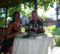 Small Group Tour: Wine-Tasting Tour from Montevideo