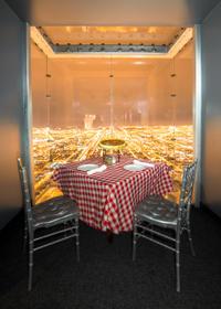 Willis Tower Skydeck Dinner
