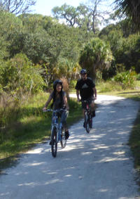 Boyd Hill Nature Preserve Bike Tour from St Petersburg