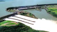 Full Day Tour to Iguazú Waterfalls Brazilian Side with Optional Itaipu Dam from Puerto Iguazú