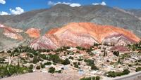 Full Day Tour to Quebrada de Humahuaca Including Purmamarca*