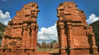 San Ignacio Ruins*