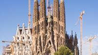 Barcelona and Montserrat Tour with Skip-the-Line Park Güell Entry