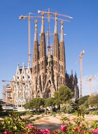 Barcelona Shore Excursion with Montserrat Tour and Skip-the-Line Park Güell