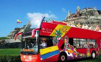 Cartagena Hop-On Hop-Off Tour*