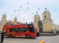 Lima Hop-on Hop-off Tour*