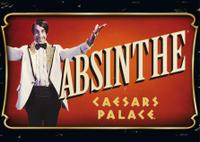 Absinthe at Caesars Palace in Las Vegas
