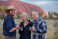 3-Day 4WD Tour from Alice Springs: Kings Canyon, Uluru (Ayers Rock) and Kata Tjuta