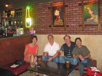 Old Hollywood Bar Crawl
