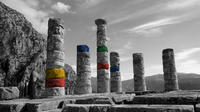 Delphi: the Google of the ancient world self-guided mobile tour