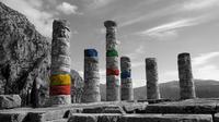 Delphi Delphi Delphi: the Google of the ancient world self-guided mobile tour 57246P4