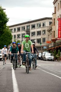 Downtown Portland Bike Tour