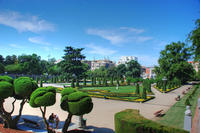 Madrid Buen Retiro Park Small-Group Tour and Skip-the-Line Prado Museum Ticket
