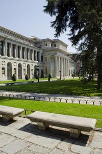 Madrid Buen Retiro Park Small-Group Tour and Skip-the-Line Prado Museum Ticket