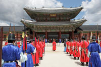 Historical Seoul Tour: Cheongwadae Sarangchae and Gyeongbokgung Palace