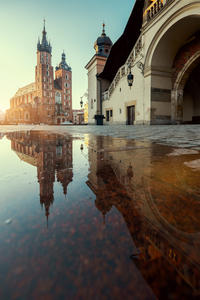 Private Tour: Royal Krakow Walking Tour including Visit to Wawel Castle