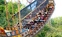 Admission to Everland Theme Park or Caribbean Bay Water Park with Transport from Seoul