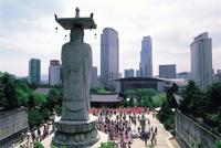 Gangnam District Tour in Seoul Including COEX Aquarium and Han River Cruise