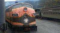 Oregon Coast Scenic Railroad And Coastal Tour