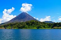 Arenal Volcano and Hot Springs Full-Day Trip from Guanacaste*