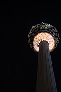 KL Tower Revolving Restaurant Buffet Dinner and Central Market Night Tour