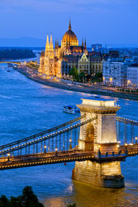 Budapest New Year's Eve Gala Dinner Cruise with Live Music and Dancing