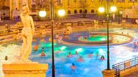 Budapest Szechenyi Spa Entrance with VIP Massage