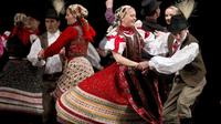 Hungarian State Folk Ensemble Performances in Budapest