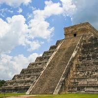 Riviera Maya Combo: Chichen Itza Tour plus Zipline and Snorkel Adventure