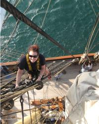Sydney's Tall Ship Sailing Adventure on James Craig