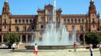 Seville Private Tour to Jewish Quarter and Plaza de Espana