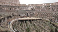 2 in 1 Gladiator for a Day: Gladiator Gate & Colosseum Over the Undergr