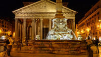 Illuminated and Underground Rome Tour: Discover Rome Under the Stars