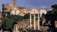 Private Full-Day Guided Walking Tour of Rome Private Car Transfers