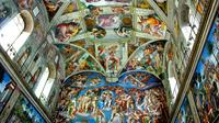 Skip the Line: Vatican Highlights Small-Group Tour