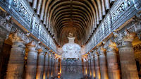 Private 3-Day Aurangabad Tour Including The Ajanta Caves And The Ellora Caves