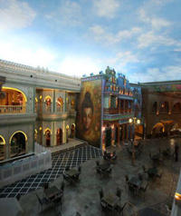 Private Tour: Kingdom of Dreams including Zangoora or Jhumroo Bollywood Show with Transport from Delhi